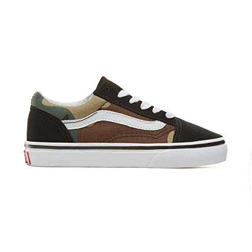 Vans Woodland Camo Old Skool | Sneakers