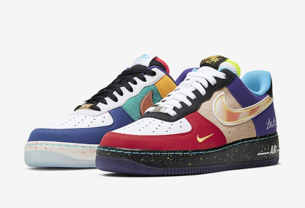 Nike Air Force 1 Low - October 2019