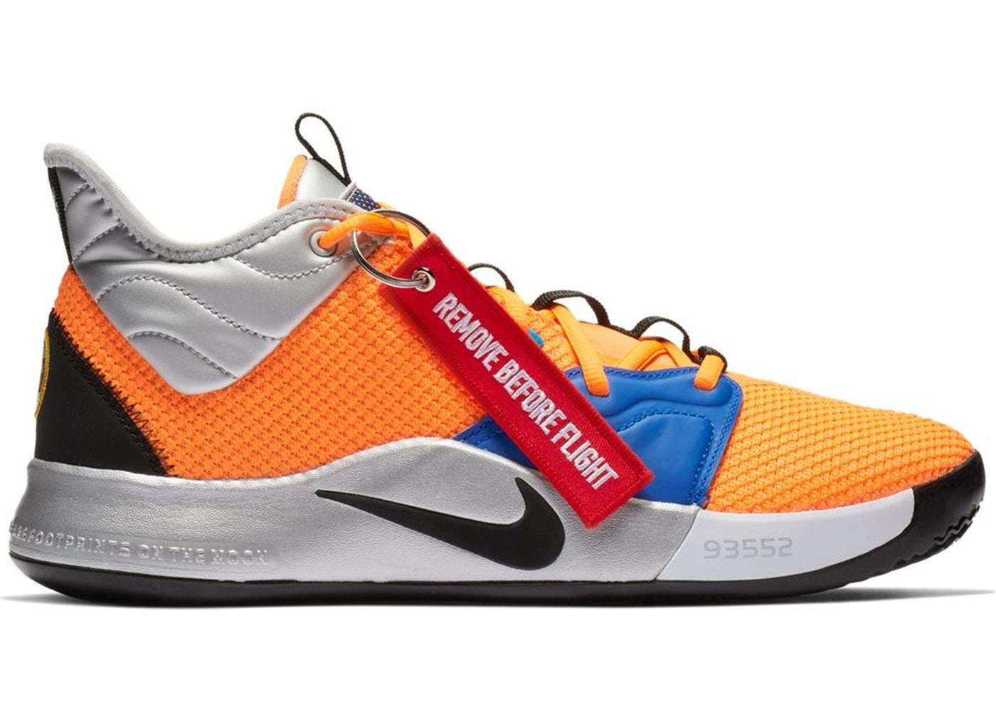 Nike PG 3 NASA | Sneakers Ninja