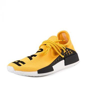 pharrell williams x adidas human race nmd yellow black white